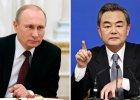 """Dobra wiadomość dla Kremla: Rosja może liczyć na Chiny. """"W interesie światowego pokoju"""""""