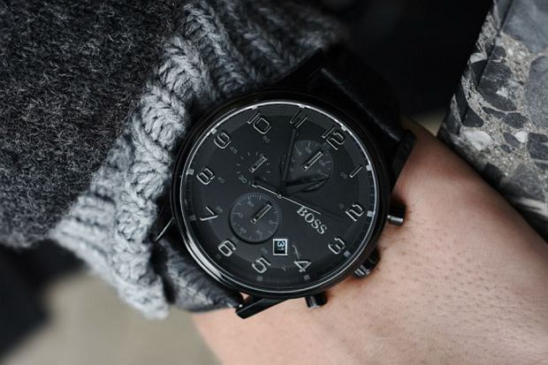 b88ff917e Eleganckie zegarki uwielbianych marek męskich - Armani, Boss, Diesel