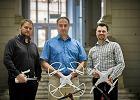 Drony będą dostarczać paczki zamiast kuriera