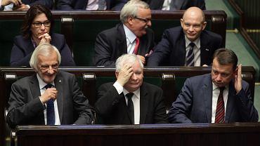 Wyborcy PiS krytykują ich działania w sprawie sporu o aborcję