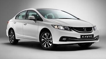 Honda Civic sedan (EU)