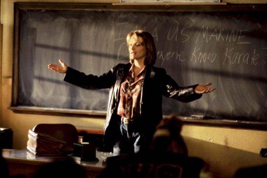 Michelle Pfeiffer w filmie