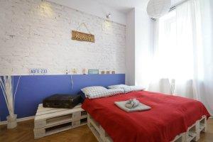 Stare mieszkanie w Gdyni w nowej odsłonie - styl skandynawski z marynistycznym