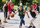 Czerwiec - czas na streetball w Bia�ymstoku