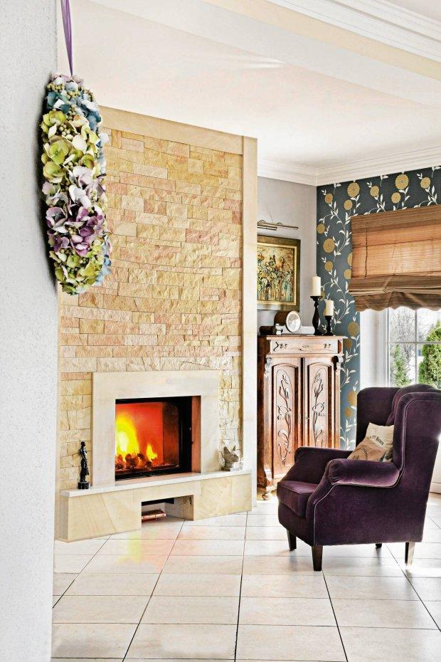 Kamienne okładziny ścian - prosty sposób na modne wnętrza