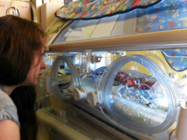 Swiet�ana choruje na bia�aczk�. 11 dni temu urodzi�a c�rk�