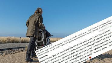 Czy rodzice niepełnosprawnych dzieci nie mogą sobie pozwolić nawet na najmniejszą przyjemność, jeśli na rehabilitację czy leczenie ich dzieci są organizowane zbiórki pieniędzy?