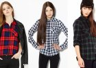 Koszule w krat� do 80 z�otych - 50 modnych propozycji