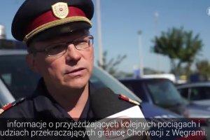 Policja na austriacko-w�gierskiej granicy nie rejestruje uchod�c�w