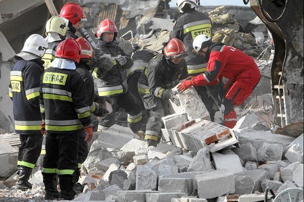 Katastrofa w Wałbrzychu