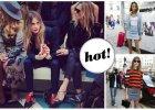 London Fashion Week: Rita Ora, Kate Moss, Olivia Palermo, Jourdan Dunn, Alexa Chung, Nicole Scherzinger oraz inne gwiazdy w pierwszym rz�dzie [DU�O ZDJ��]