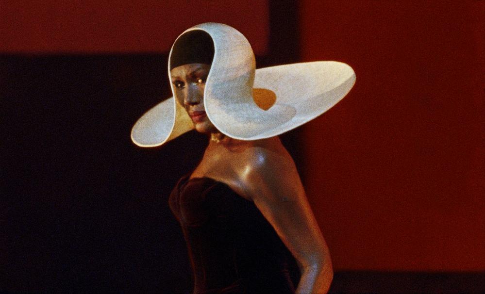 Kadr z filmu 'Grace Jones' ('Grace Jones: Bloodlight and Bami') / Materiały prasowe