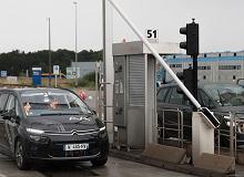 Autonomiczne auta coraz bliżej. Citroen przejechał przez autostradowe bramki