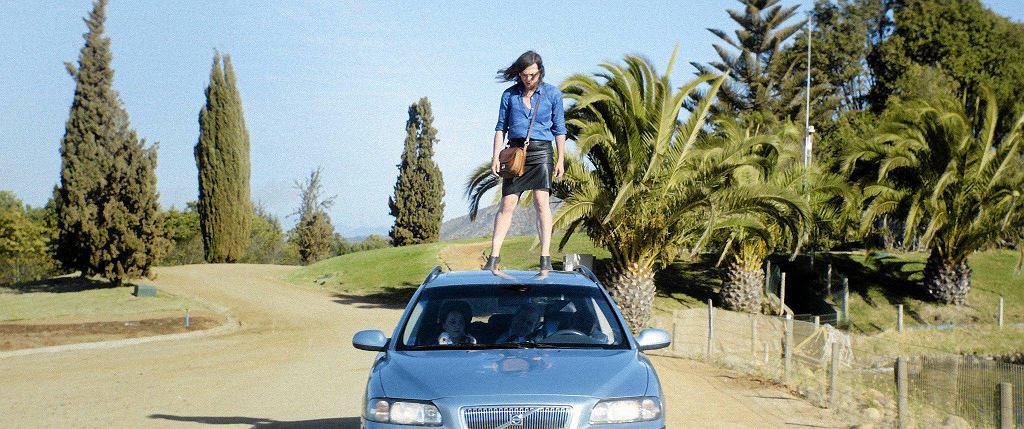 Kadr z filmu 'Fantastyczna kobieta' reż. Sebastián Lelio /