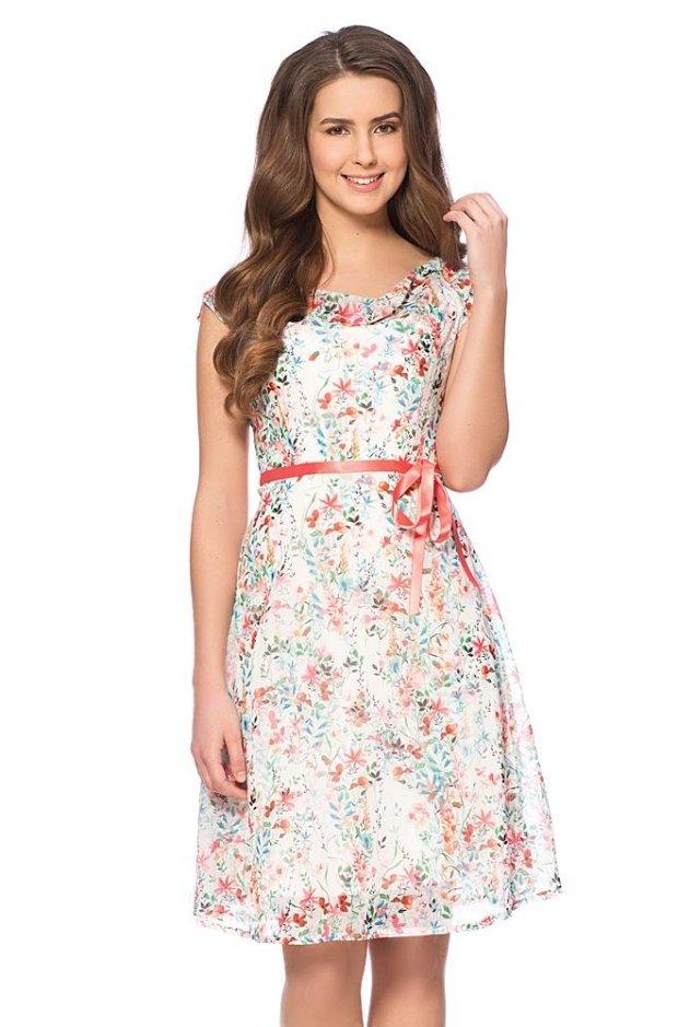 2a4b5cdeec Zdjęcie numer 3 w galerii - Jak się ubrać na wesele  Najmodniejsze sukienki  z nowych
