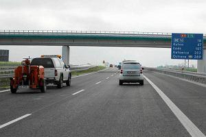 W �rod� po po�udniu otworz� autostrad� A1
