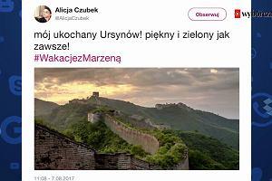 """#WakacjezMarzeną nowym hitem Twittera. Internauci żartują ze zdjęcia wysłanej na przymusowy urlop szefowej """"Wiadomości"""" TVP"""