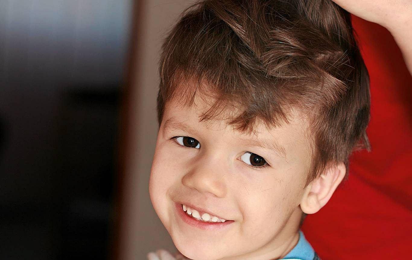 Fryzury Dla Dzieci Niemowle Dziecko Przedszkolak Edzieckopl
