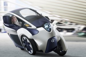 Nowy rodzaj pojazd�w zrewolucjonizuje transport?