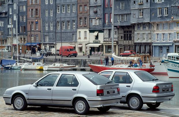 Renault 19 | 25 lat poprzednika Megane