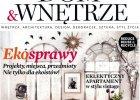 Pa�dziernikowy numer miesi�cznika Dom&Wn�trze