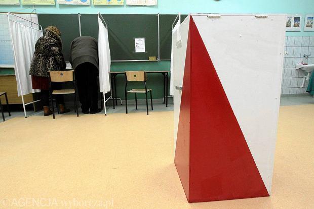 Wybory w�jta Tar�owa do powt�rki