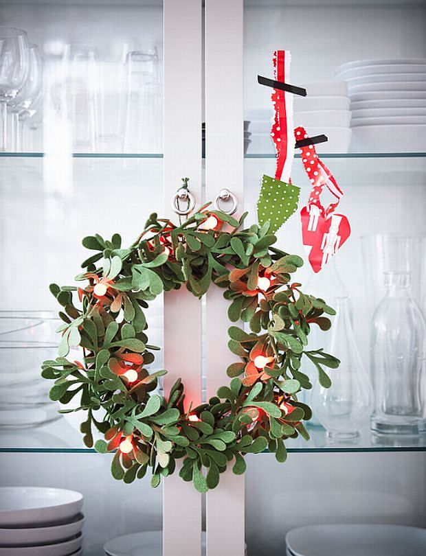 Jak udekorowa okno na wi ta - Design weihnachtsdeko ...