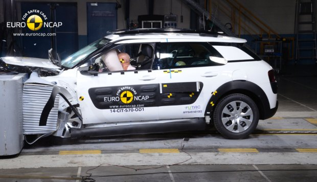 Nowe testy Euro NCAP | Cactus, Klasa V i X-Trail