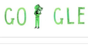 Dzień Ojca 2015 (Google Doodle)