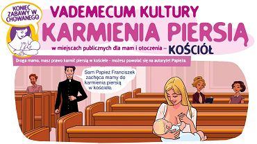 Karmienie piersią w kościele?