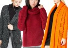 Wyprzeda�: ciep�e swetry na mro�n� zim�