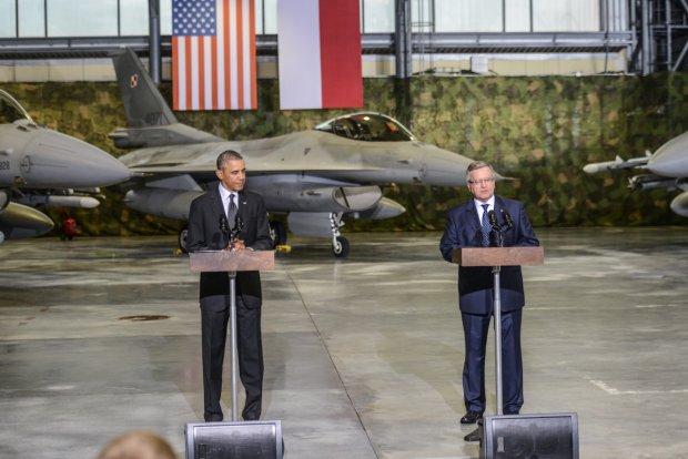 """""""Economist"""": Obietnice Obamy dla Polski niepokoj� zachodni� Europ�"""