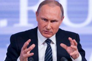 """Putina zapytano o nową pierwsza damę. Co odpowiedział? """"Może w przyszłości..."""""""