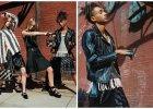 Jaden Smith w sp�dnicy reklamuje damsk� kolekcj� Louis Vuitton. Jednak syn Willa Smitha wcale nie jest pierwszym nastolatkiem promuj�cym ubrania dla kobiet