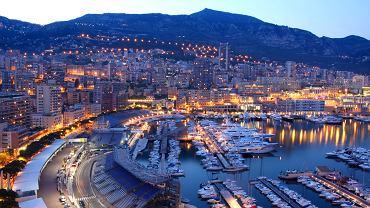 Monako - Pałac Książęcy / Shutterstock