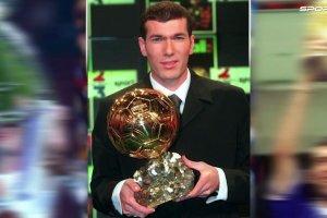 Zidane - pi�karz legenda, ale nie bez skazy. Pi�kne gole, mn�stwo trofe�w, ale i   czerwonych kartek