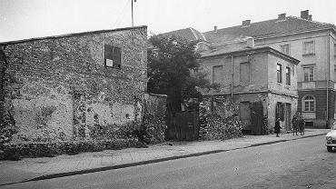 Zdjęcia kwartału za Urzędem Miasta zwanego dawniej Koszykami