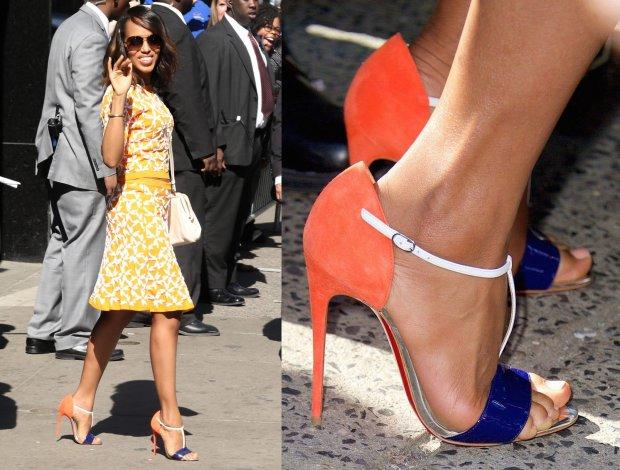 Zdjęcie numer 17 w galerii - Jennifer Lawrence wygląda SUPER, ale wszystko zepsuły za duże buty. Takie wpadki zaliczają też inne gwiazdy