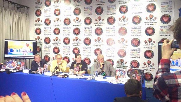 Konferencja prasowa WO�P