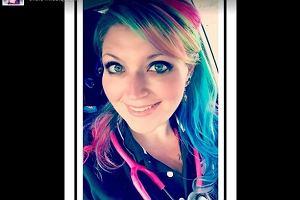 Ta pielęgniarka została skrytykowana za swój wygląd w sklepie spożywczym. W jej obronie stanęła starsza kobieta