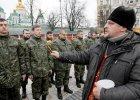 Ukrai�cy nie chc� na wojn�