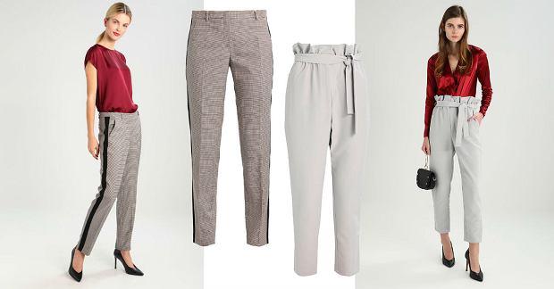 f08cc7bdc8 Eleganckie spodnie do pracy - zdjęcie nr 2