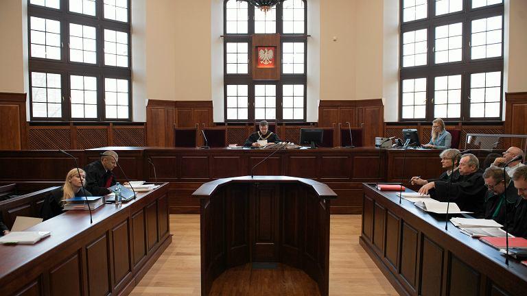 Sąd we Wrocławiu (zdjęcie ilustracyjne)