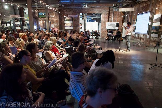 Krakowskie Spotkania Poetów 2013