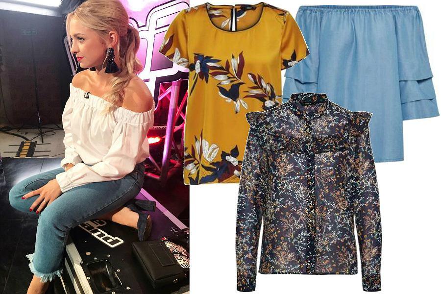 7aa80d5ae1 Only  wybrałyśmy najfajniejsze ubrania z wyprzedaży. Piękne bluzki ...
