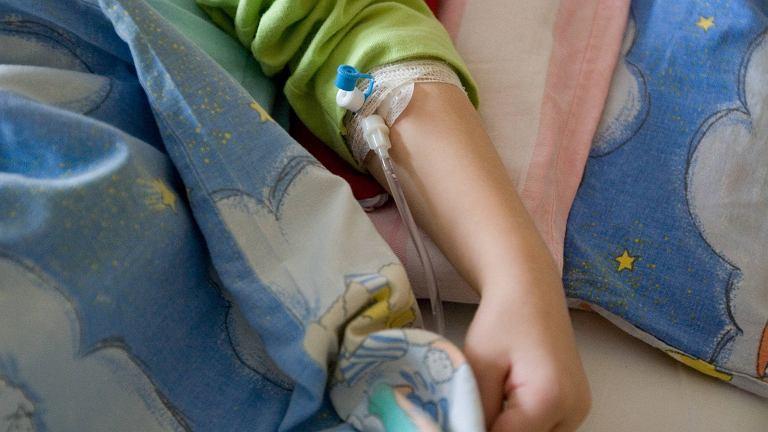 Trójka dzieci skorzystała z obowiązującego w Belgii prawa do eutanazji (zdjęcie ilustracyjne)