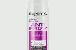 EXPERTO Professional ANTIFRIZZ Linia kosmetyków do włosów puszących się i matowych