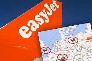Tanie linie lotnicze easyJet wracają na lotnisko Chopina. Zaoferują cztery połączenia