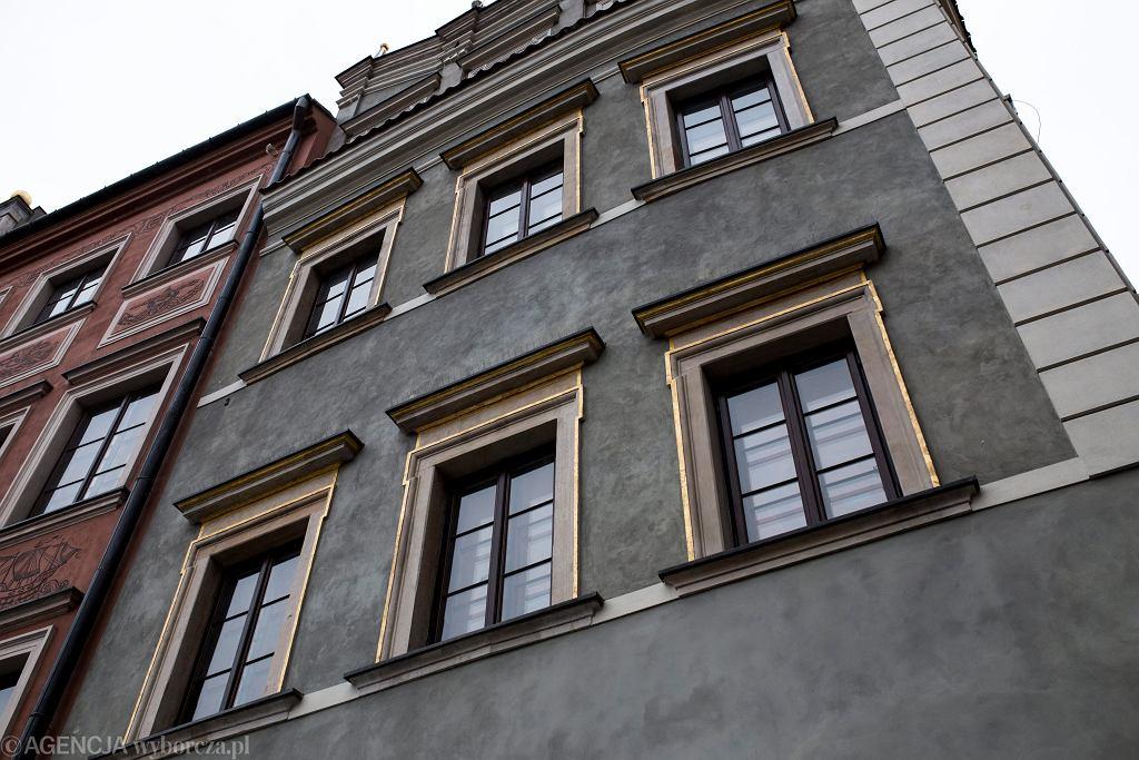 Kamienica Falkiewiczowska, Rynek Starego Miasta 28