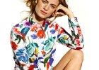 Wólczanka dla kobiet: kolorowe i wzorzyste koszule z wiosennej kolekcji